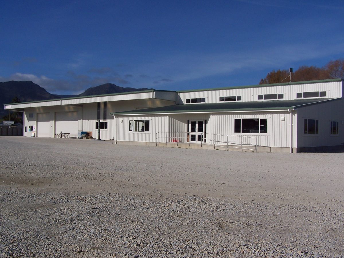 Takaka Commercial Building Golden BAy Builders