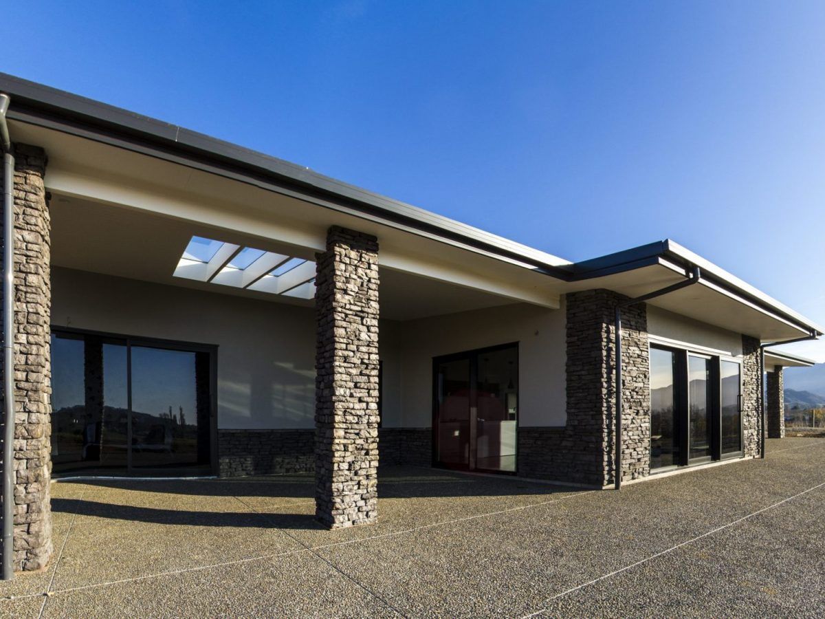New Home Build, Takaka, Golden Bay Builders