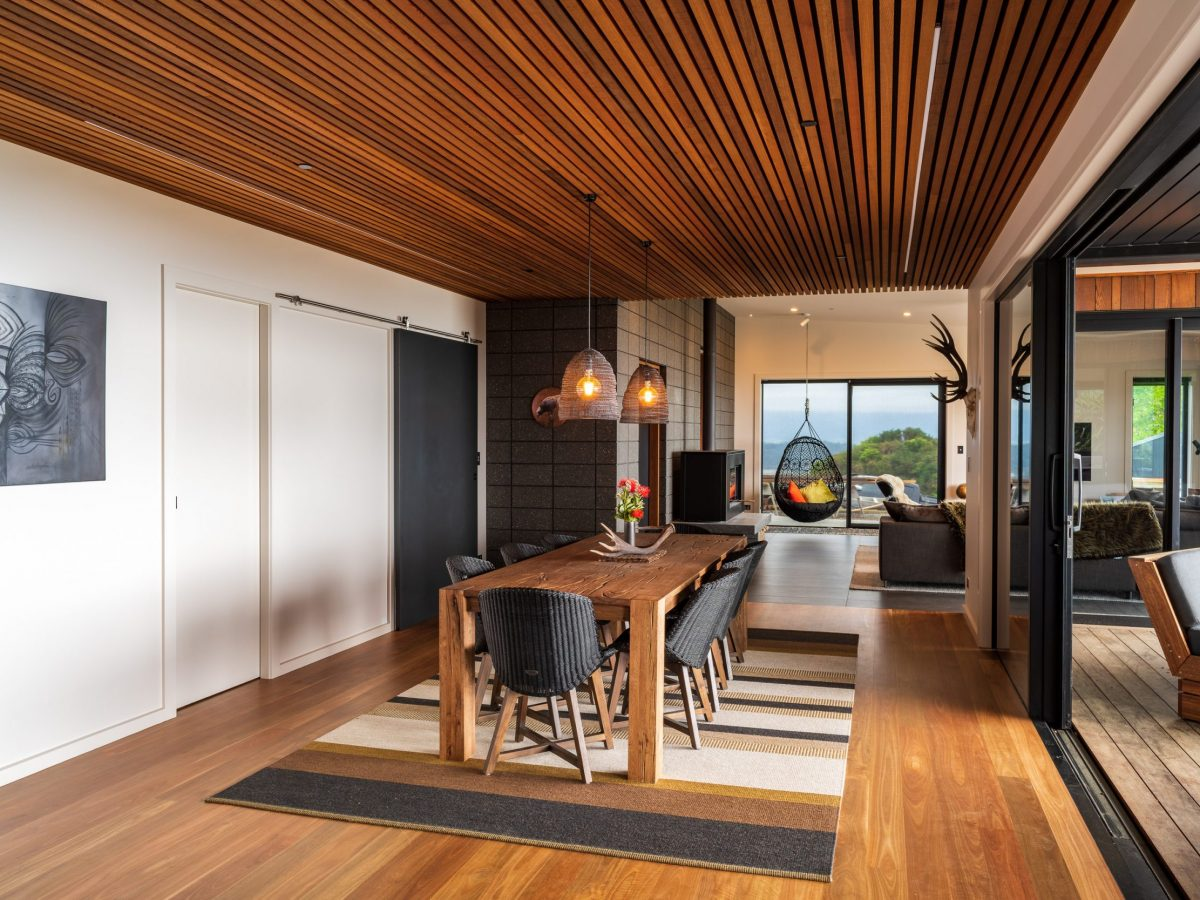 Architectural Townhouse Takaka,Golden Bay Builders
