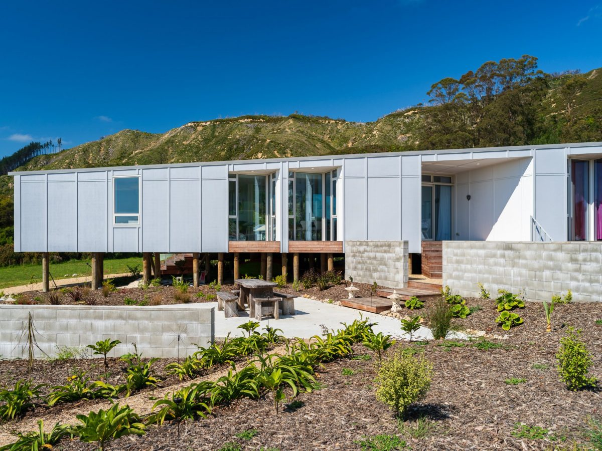 Architectural Designed Home Takaka, Golden Bay Builders