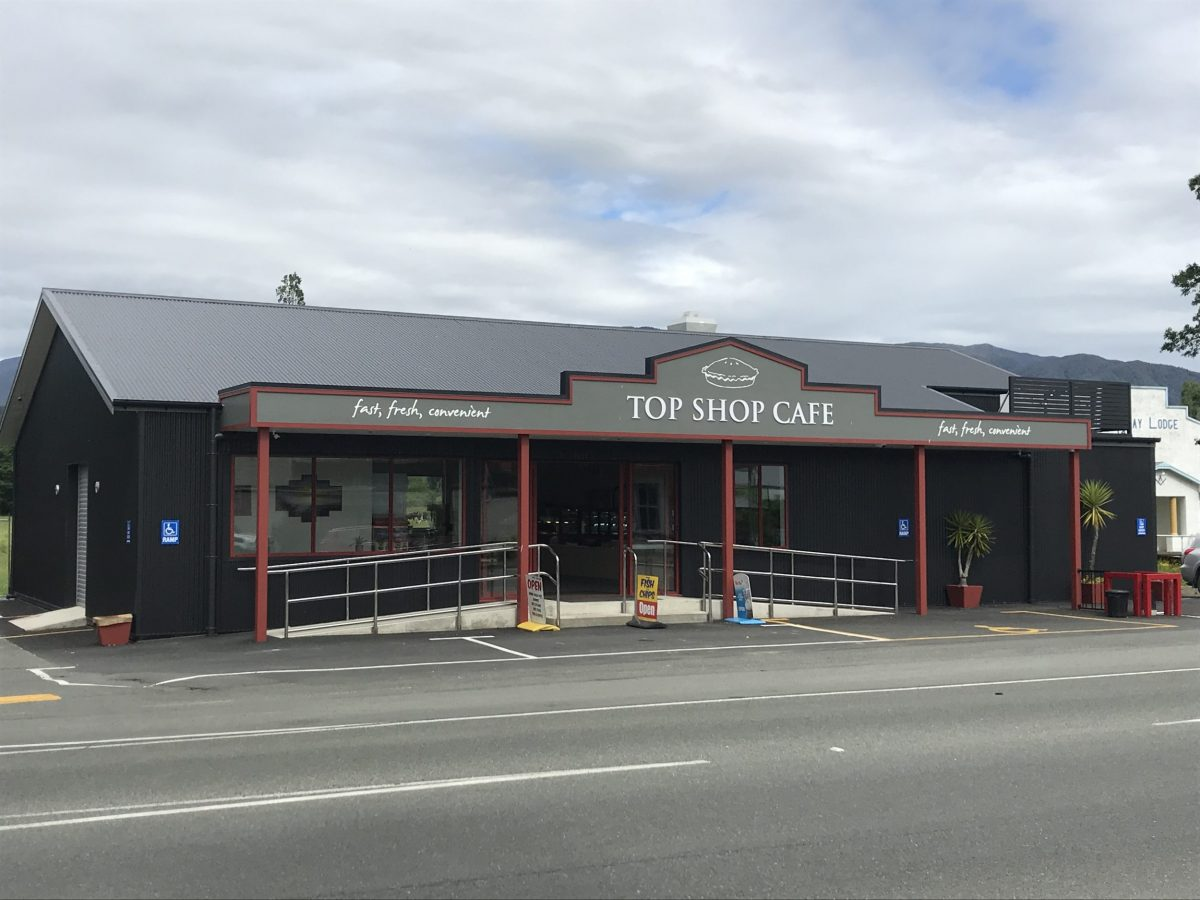 Commercial Building Takaka, New Build, Golden Bay Builders
